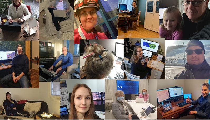 Pohjolan Voima Future Workplaces